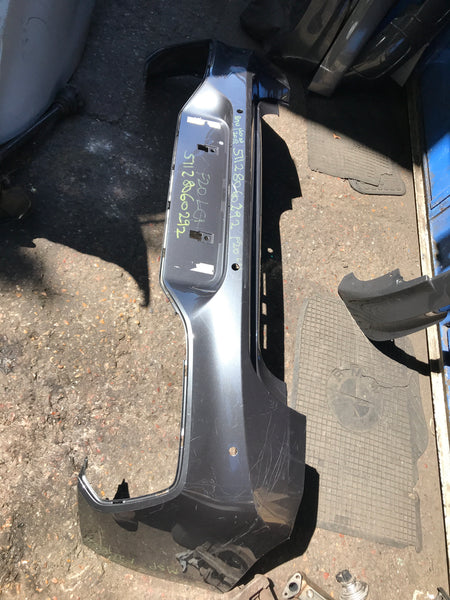 51128060292 BMW 1 series 2018 m-sport rear bumper