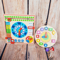 Wooden Educational Bundle