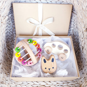 Wooden Toy Gift Box 3