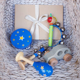 Wooden Toy Gift Box 4