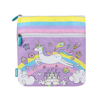 Unicorn Large Pencil Case - A