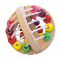 Wooden Bead Ball