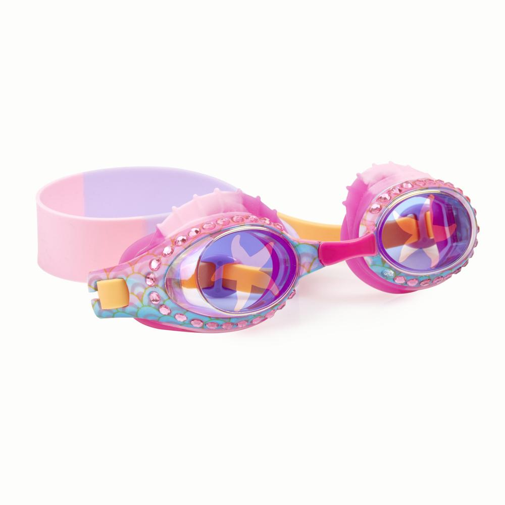 Sea Horse Kisses & Star Fish Wishes Swimming Goggles Bling2o
