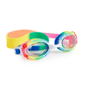 Shaved Ice Rainbow Swimming Goggles Bling2o