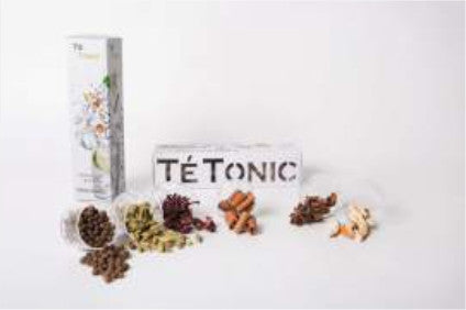 Botanical pack 6 gin&tonic