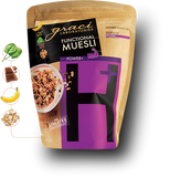 "FUNCTIONAL MUESLI GRACI ""HIS POWER"""