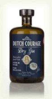Gin Dutch courage