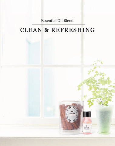 Clean & Refreshing Essential Oil