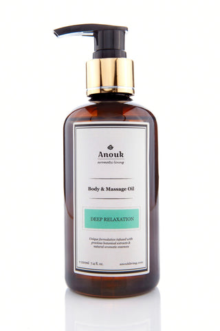 Deep Relaxation Body & Massage Oil