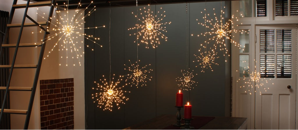 Add some sparkle to your home this Christmas