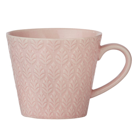 Neem Ceramic Mug in Nude Pink