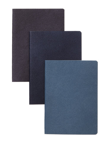 Dark Blue Notebooks