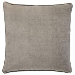 Sand Square Velvet Cushion