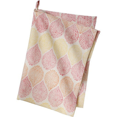 Pink Anoushka Tea Towel