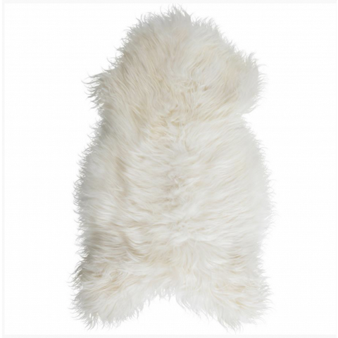 Icelandic Long Hair Sheepskin