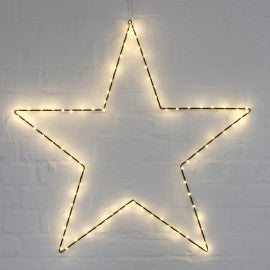 Large Star Light - Mains Operated