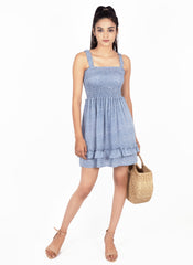 Bella Ruched Dress