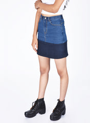 Stella Denim Skirt