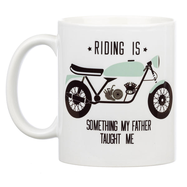 Riding Is...Something my father taught me