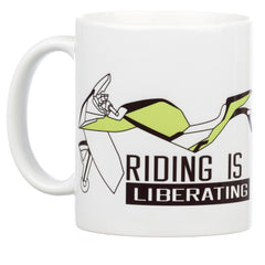 Riding is...Liberating