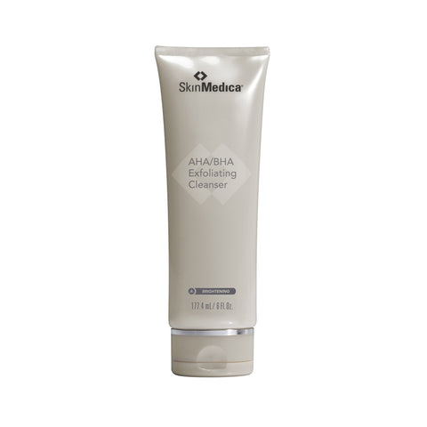 SkinMedica AHA/BHA Exfoliating Cleanser (6 fl oz/177 mL)