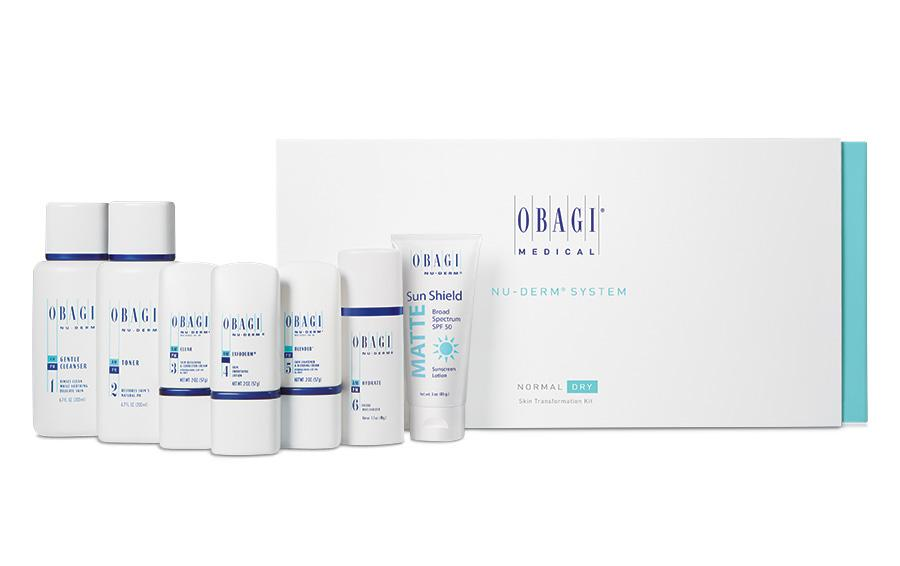 Load image into Gallery viewer, Obagi Nu-derm System Dry Complete Kit
