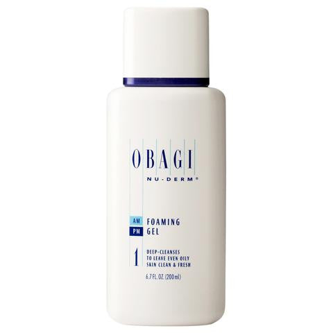 Obagi Nu-Derm Foaming Gel 6.7 fl oz (198 mL)