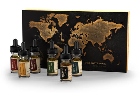 THE ENSEMBLE - THE ULTIMATE E-JUICE SAMPLE BOX