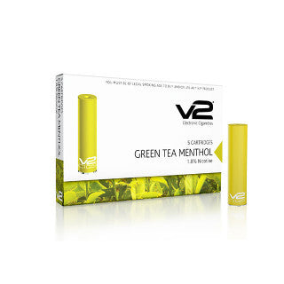 Buy V2 Flavor Cartridges (5-Pack) in India. vape.co.in