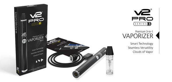 Buy V2 Pro Series 3 Vaporiser Kit in India. vape.co.in