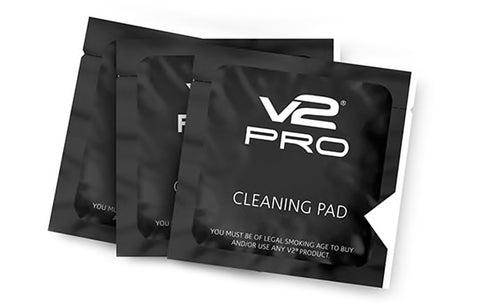 V2 Cleaning Alcohol Pads (25-Pack)