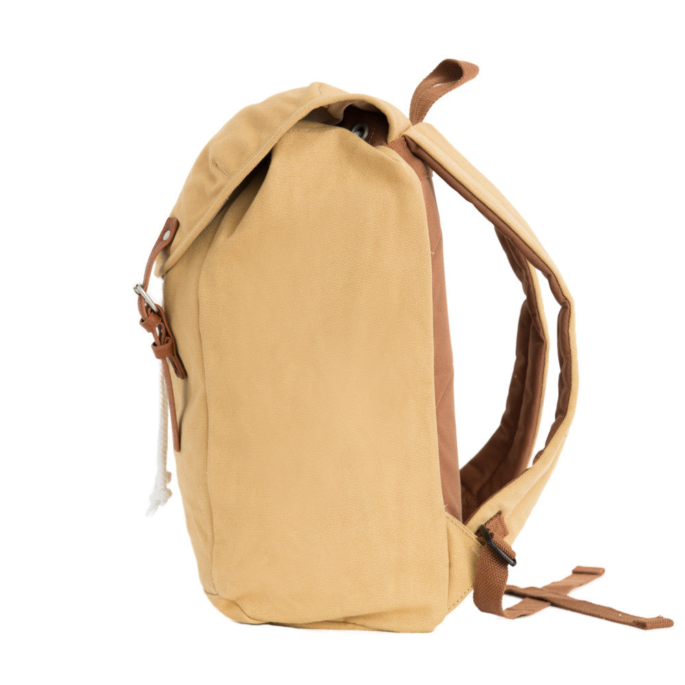 The Cedar Backpack - Sand