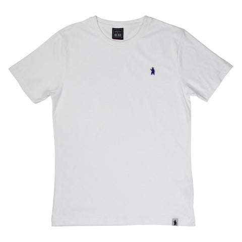 The Oakley Organic White Cotton Polo Shirt