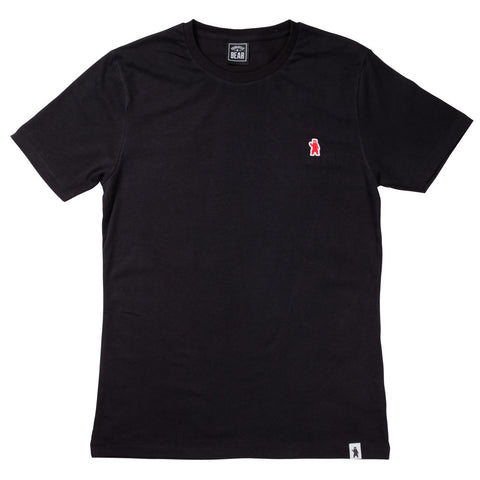 Oakley Organic Black Cotton Polo Shirt