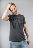 Woodland Grey Distressed Logo T-Shirt