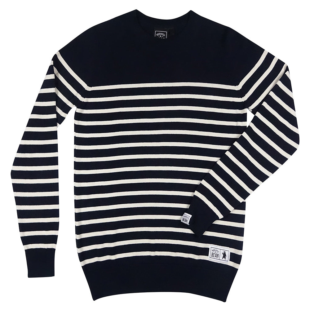 The Lexington Breton Cotton Jumper