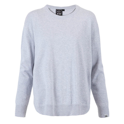100% Cotton Navy V-Neck Jumper