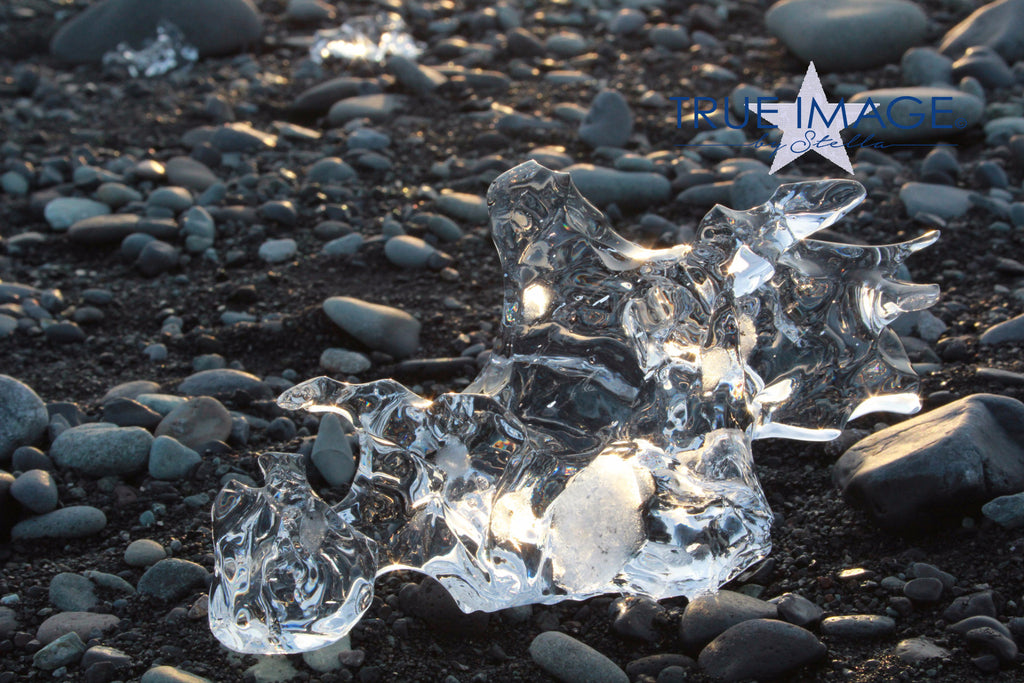 Ice on the beach - Iceland