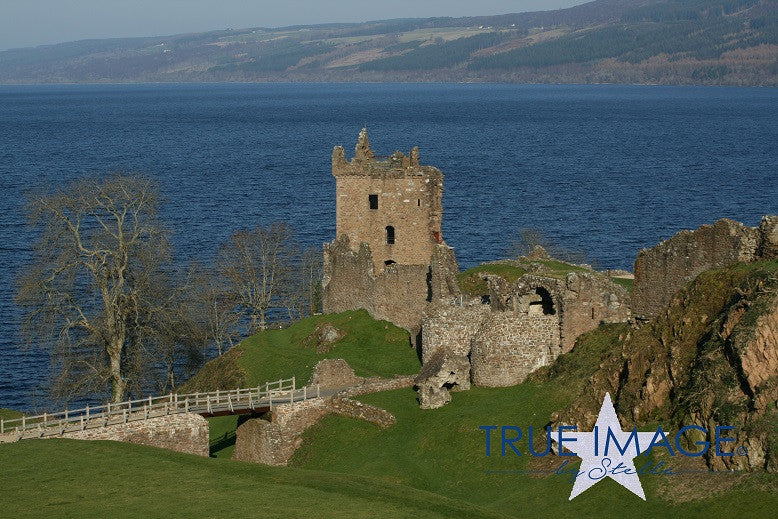 Urquhart Castle - Loch Ness, Scotland, United Kingdom