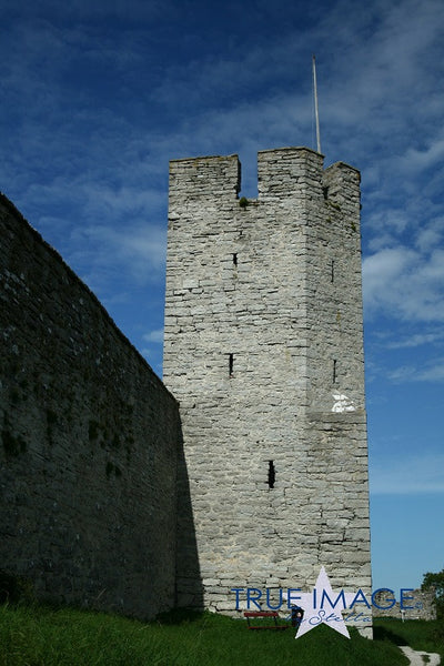 Triptych 2 - Visby Town - Gotland, Sweden
