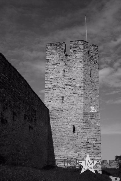 The Medieval Town Wall 2 - Visby, Sweden