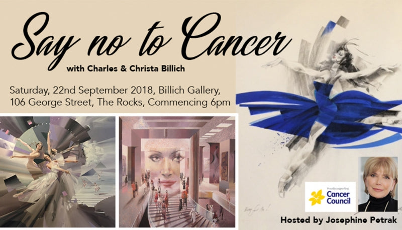 'Say No To Cancer' September Event
