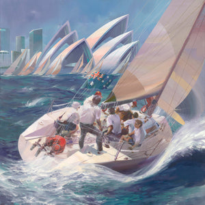Australia Day Regatta 2002