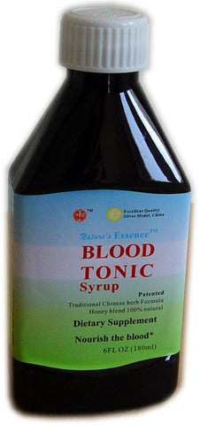 Blood Tonic Syrup