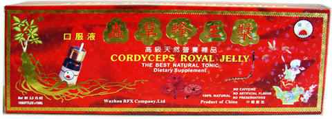 Cordyceps Royal Jelly (Oral Liquid)