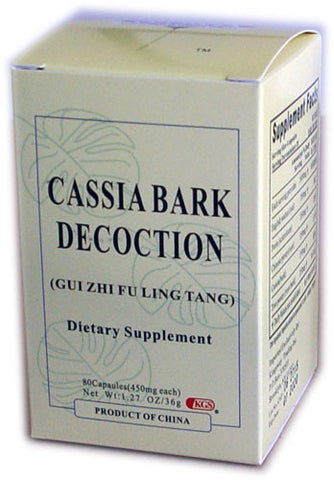 gui zhi fu ling tang (Cassia Bark Decoction
