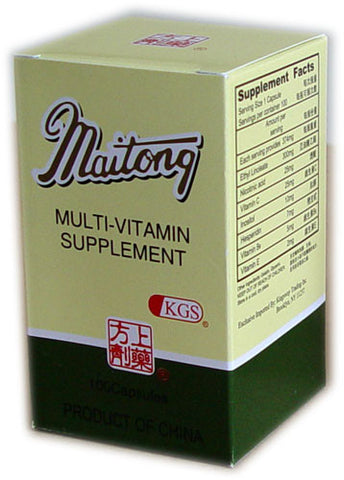 Maitong Multi-Vitamin Supplement