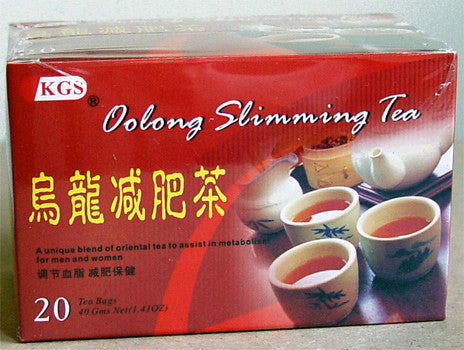 Oolong Slimming Tea (4 Boxes)