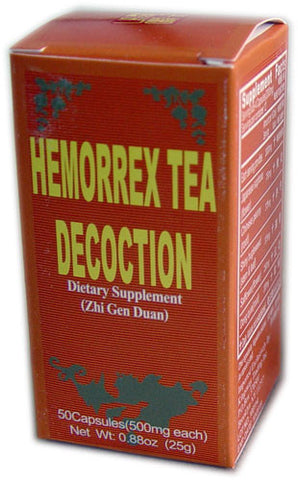 zhi gen duan (Hemorrex Tea Decoction)