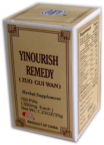 zuo gui wan (Yinourish Remedy)